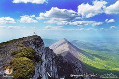 Trem m), najvisi vrh Suve planine Autor: Jovana Mladenovic Serbia Travel, Serbian, Travel List, Places To Visit, Adventure, Mountains, City, Beach, Nature