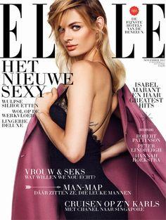 Nu in de winkel: ELLE november, de maand van het nieuwe sexy | ELLE