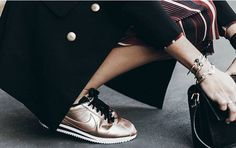 Nike Cortez: Der neue Trendsneaker macht dem Adidas Superstar erneut Konkurrenz …