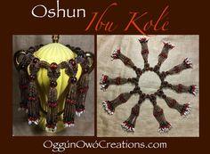 Mazo de Ochun Ibu Kole 2