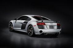 imagen 2 de Audi R8 competition, una edición limitada y americana.