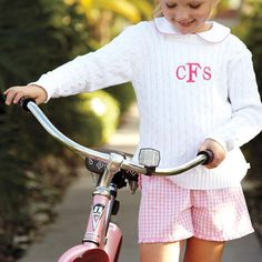 Mothers have been dressing their daughters like this for many years and it is still in good style.  Preppy look never goes out of fashion.