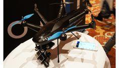 Un primer vistazo a Hexo+, el #drone que te sigue vayas donde vayas