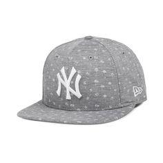New Era - Micro Palm Snapback NY Yankees, Black/White 1