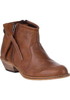 2febf7bae1b Steve Madden Shoes - Noww Ankle Boot Cognac Leather Cognac Boots