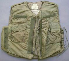 US M-69 Flak Vest