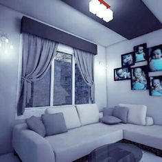 Fadil lving room
