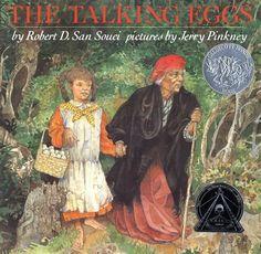 1992 Winner- The Talking Eggs (j 398.21 Sa54)