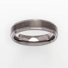 Tungsten Carbide 6-mm Band; $207