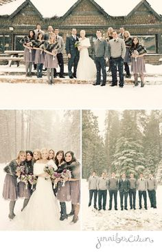just look at this blog link. love several aspects of this wedding
