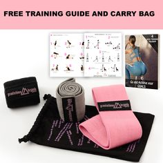 GandA Booty Bands: Fabric Resistance Bands for Legs and Butt. Ultimate 3 Pack Set Glute Bands For Yoga, Pilates and CrossFit. Workout Program, Videos and Carry Case Included. Perfect Image, Perfect Photo, Love Photos, Cool Pictures, Hourglass Figure Outfits, Pink Bedroom Decor, Bullet Journal Art, Motivation, Resistance Bands