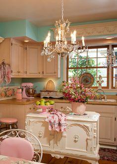 What a fun kitchen!?!