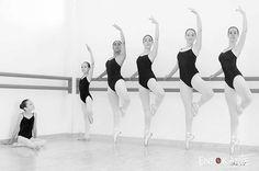 Ballet Clásico, Class.