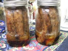 Canning Granny: Canning