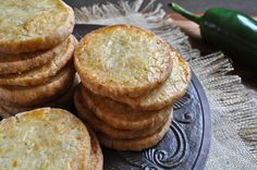 Jalapeno Cheese Crackers Recipe From Foolproof By In Garten (The Ginger Snap Girl)