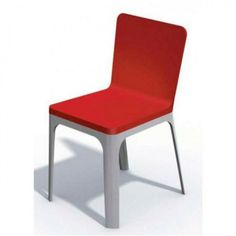 The Half Half chair from Sintesi - at http://iconafurniture.co.uk/dining-chairs/707-half-half-chair.html#.U2tZ0aNwaM8