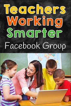 Join the Teachers Working Smarter Facebook where you can learn about Angela Watson's 40 Hour Teacher Workweek Club. It's a place to connect with current club members and ask questions about how the course can help you achieve work/life balance.