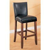 """29"""" Height Black Bar Stool CO-100387 (Set of 2) by Coaster. $208.00"""