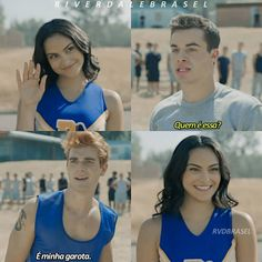 Riverdale Cw, Riverdale Funny, Supergirl, Cami Mendes, Archie Andrews, Meredith Grey, Tv Show Quotes, The Cw, Series Movies