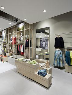 hessnatur Store by Blocher Blocher Shop, Frankfurt – Germany