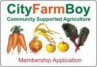 City Farm Boy CSA