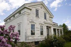 20 Best Greek Revival Farmhouse Images