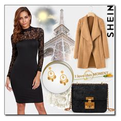 """SheIn 6 / XIX"" by selmamehic ❤ liked on Polyvore"