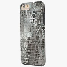 iPhone 6 Plus Cases | Cool Sequins Look Tough iPhone 6 Plus Case