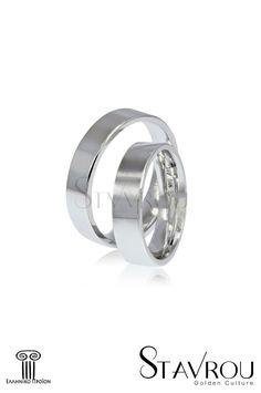 Ασημένιες 925  επιπλατινωμένες βέρες γάμου αρραβώνα στα 5.00 mm   βέρες γάμου  βέρες αρραβώνων  κοσμήματα χαλάνδρι 924519e360d