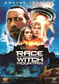 Race to Witch Mountain [Blu-ray] [2009]