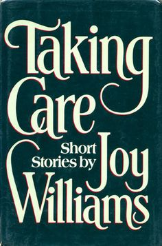 """Winter Chemistry"" by Joy Williams 