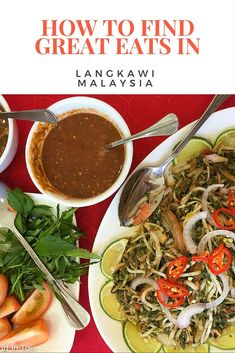Looking for a list of the must eats in Langkawi Malaysia? Look no further. Our Langkawi travel blog gives you the perfect list of great dishes to try in Langkawi. Our top 10 list of what to eat in Langkawi!