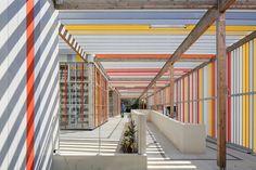 Gallery - Honoré de Balzac High School / NBJ architectes - 1