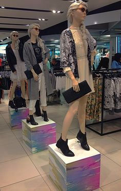 These new Victorians styling at TOPSHOP 214