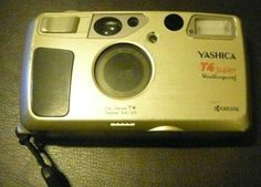 The Yashica T4 Super is a tried and true camera. Still takes awesome shots. Move over digital