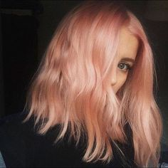 The Blorange Hair Color Trend Is Absolutely To Dye For - Hair - Hair Designs Blorange Hair, Dye My Hair, Hair Day, Men Hair, Cheveux Oranges, Latest Hair Color, Latest Hair Trends, Coloured Hair, Pretty Hairstyles