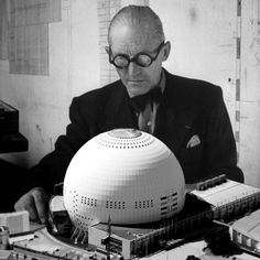 Le Corbusier, easily regarded as one of the most adroit architects of the 20th century, he was a relentless designer, urban planner and writer dedicated to industrializing almost every city he came across.