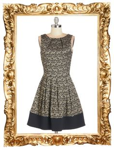 Luck Be A Lady Dress in Garden Gate - $41.99 (50% off in the Black Friday sale!)
