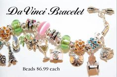 10663354f357e 73 Best DaVinci Beads and Jewelry at Thistleberry Cottage, Oakland ...