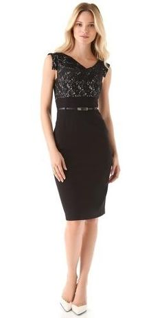 could be a nice black dress
