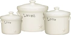 Item # 12428 | Wrd Exp Canister Set | Primitives by Kathy