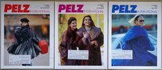 "3 alte PELZ-FACHZEITSCHRIFTen ""Pelz International"" 1991/1-2, 4, 58 Zobel Luchs in Antiquitäten & Kunst, Kleidung & Accessoires, Kleidung, Pelze | eBay"