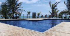 Itacimirim - Apartamento em condomínio frente mar, saber mais aqui - http://www.imoveisbrasilbahia.com.br/itacimirim-apartamento-em-condominio-frente-mar-a-venda