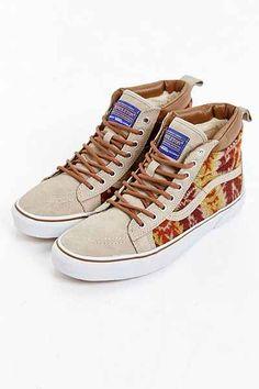 Vans X Pendleton Sk8-Hi MTE Sneaker