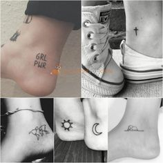 Small Tattoos for Girls. Cute Small Tattoos