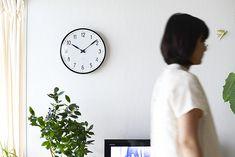 ARNE JACOBSEN/アルネ・ヤコブセン/STATION/壁掛け時計(29cm) - 北欧、暮らしの道具店
