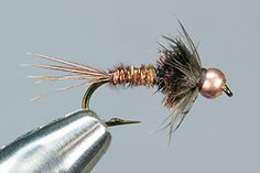 I use two nymph more than all the rest combined. The bead head soft hackle hare's ear and the bead head soft hackle pheasant tail (BHSHPT). And the reason I use these is that they work day i...