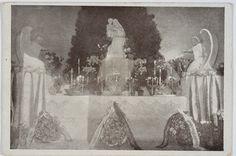 Ołtarz w kaplicy na cmentarzu Obrońców Lwowa, Drexler