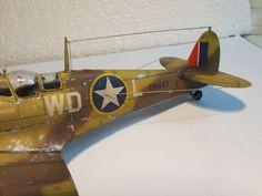 Supermarine Vickers Spitfire Mk IXc - ITALERI 1:48