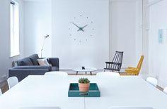 8d509a894530 Las 32 mejores imágenes de Relojes de Pared de Diseño